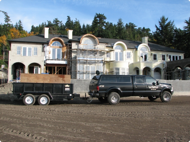 CLASSIC, NEW AND CUSTOM HOME BUILDERS IN SEATTLE