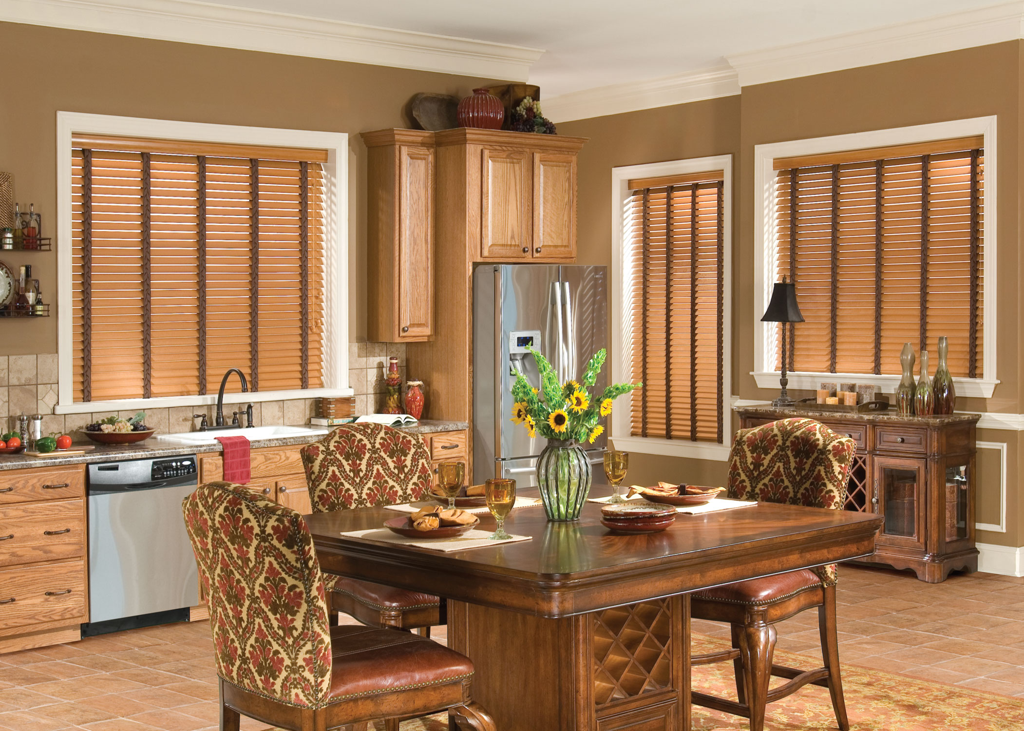 The Benefits of Faux Wood Blinds