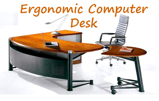 How to Build a Specific Ergonomic Computer Desk